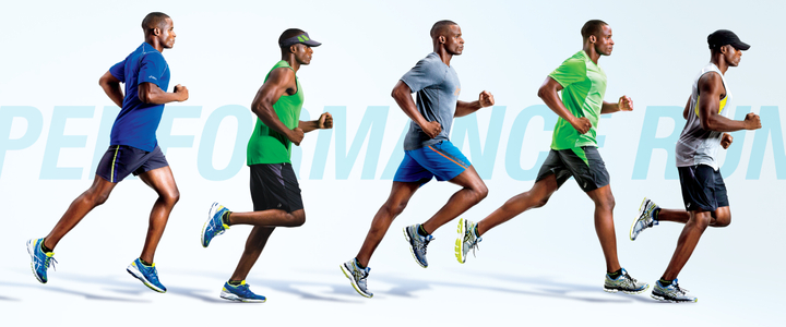 Asics lookbook running male