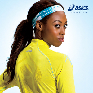 Look book Asics