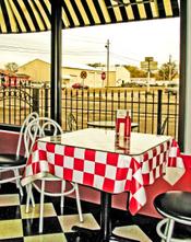 Union City, TN - diner