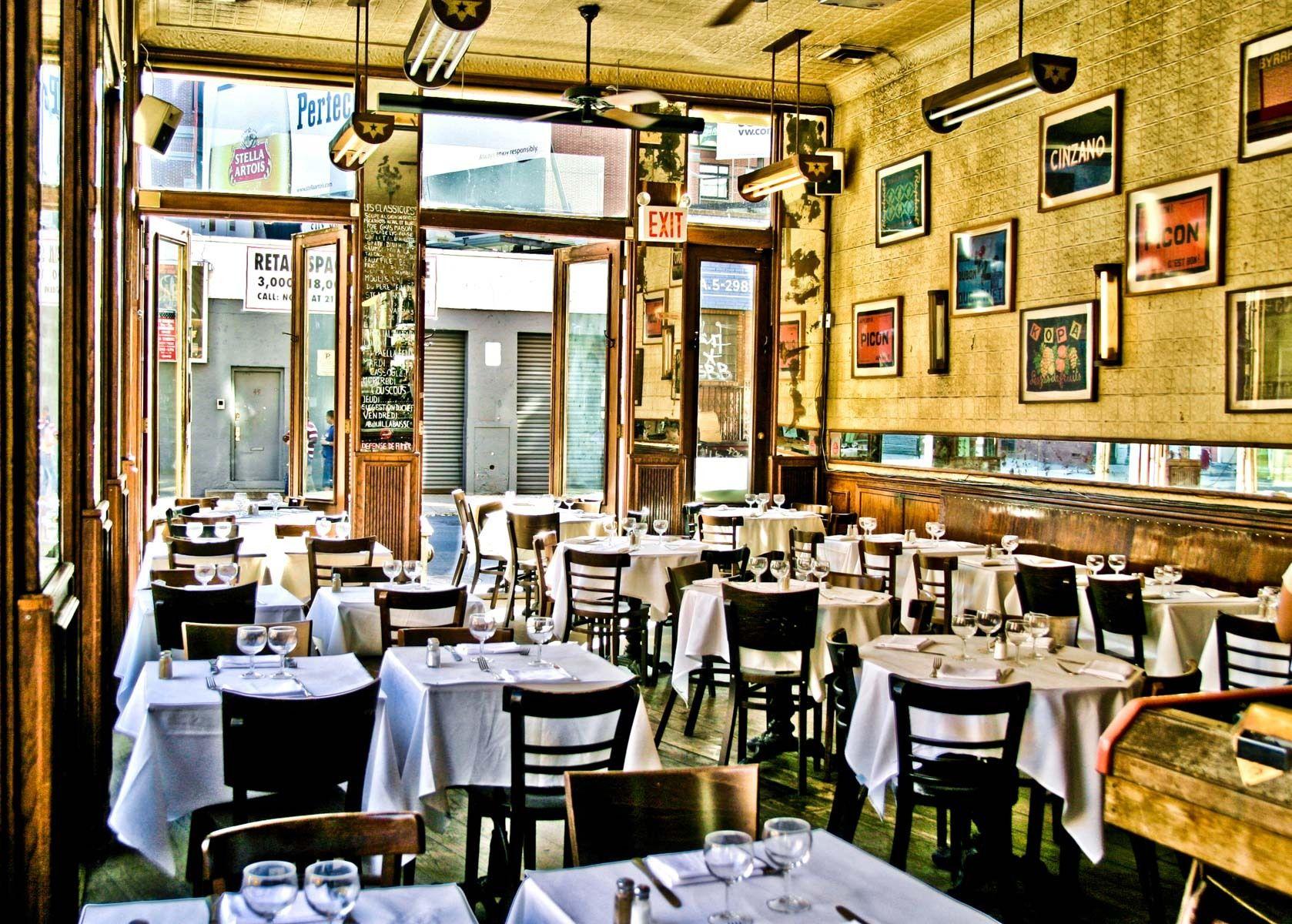 Brasserie Felix, Soho, NY