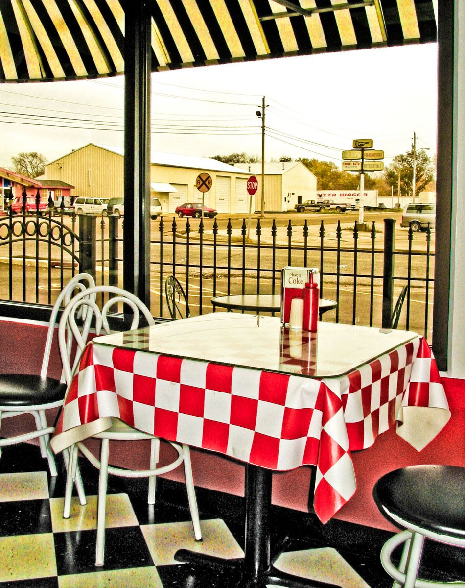 Union City, TN - diner
