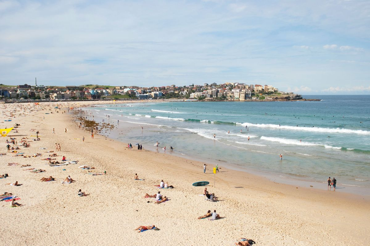 Easter in Bondi