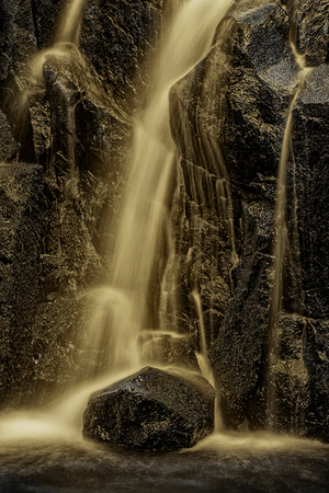 Yosemite Small Fall
