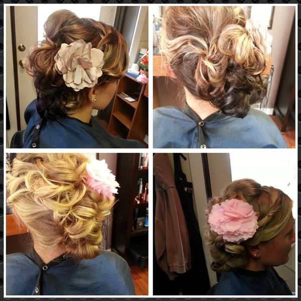 Bridal Hair Updos in Cicero, New York