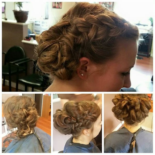 Updos & Bridal Hair Styling in Cicero, New York
