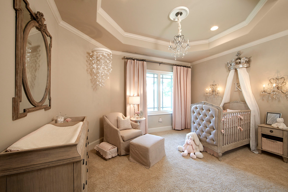 Nursery - A Well Dressed Home