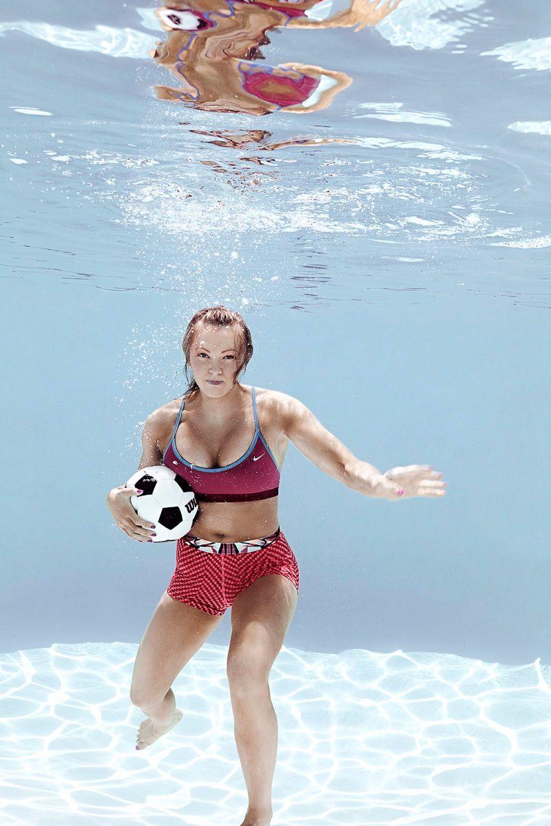 Undwerwater Soccer
