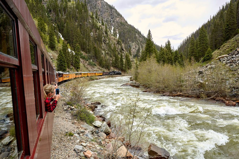 Durango Narrow Gauge Railway