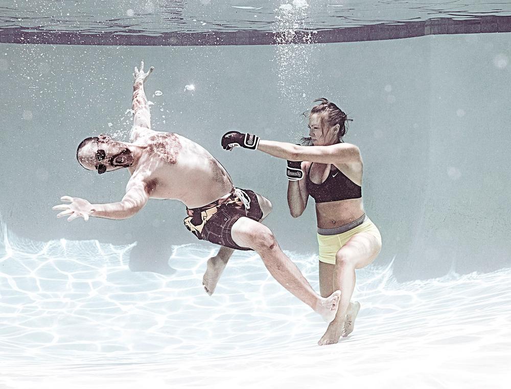 Underwater Punchout