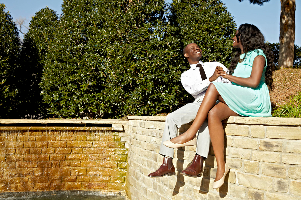 Engagement Portrait