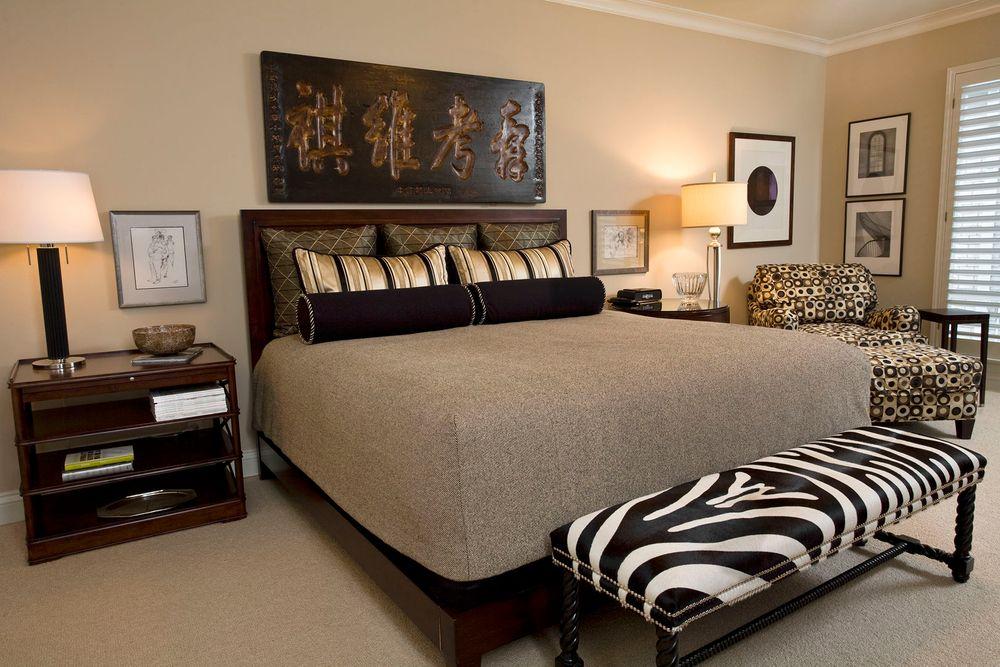 Dr. Sauter's Bedroom
