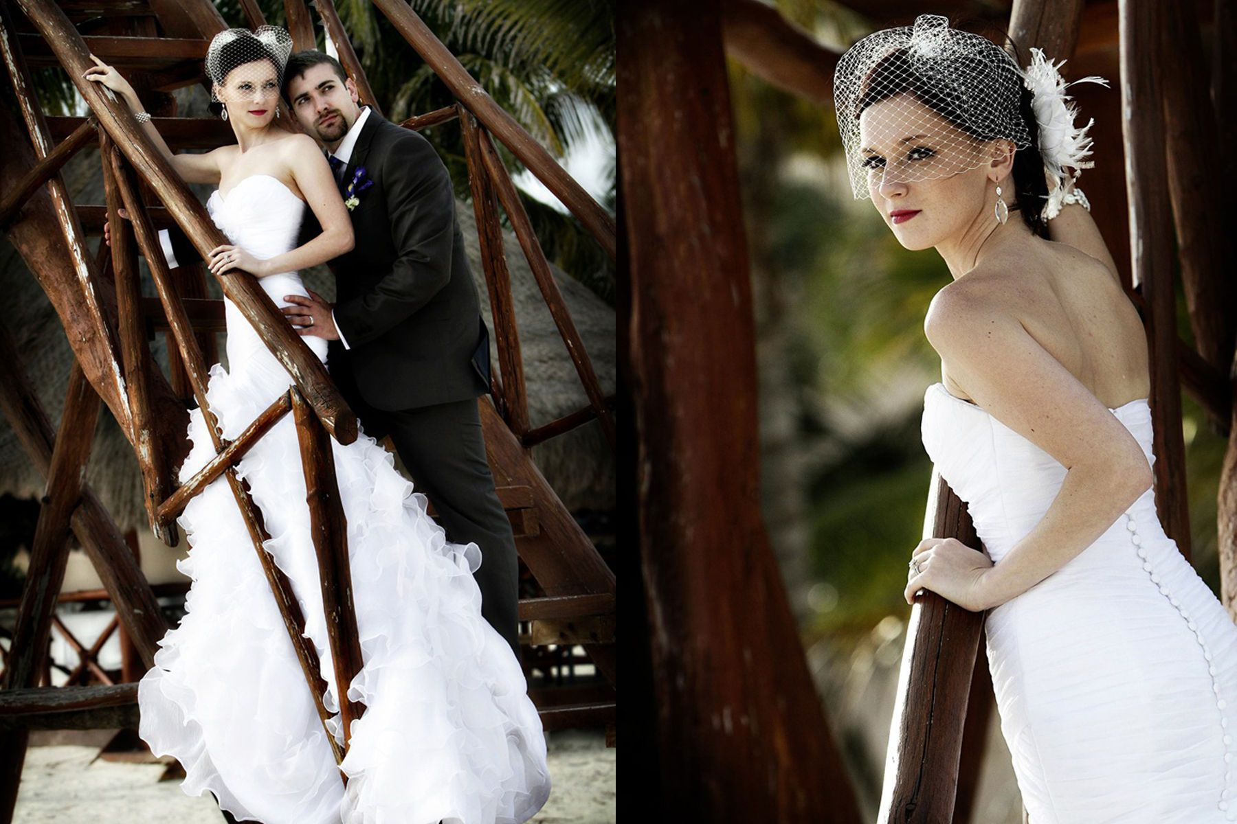 Wedding Photography in Cancun, Mexico