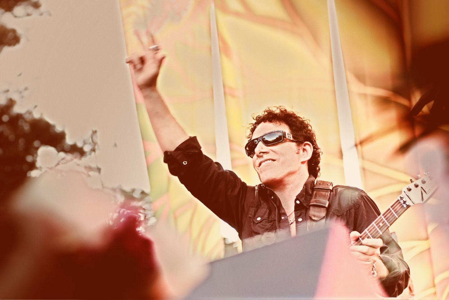 "Neil Schon of ""Journey"", ""Santana"""