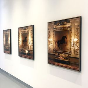 Being - Martine Chaisson Gallery, LA