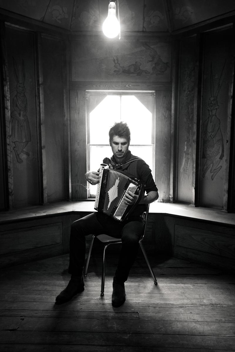 Portrait of a Musican