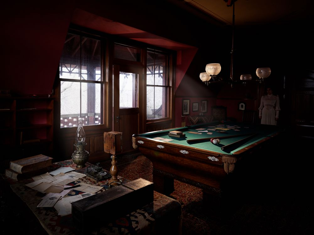 The Billard Room