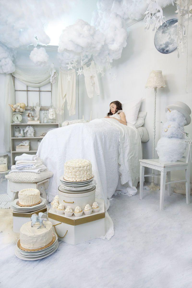 Asleep in a dream