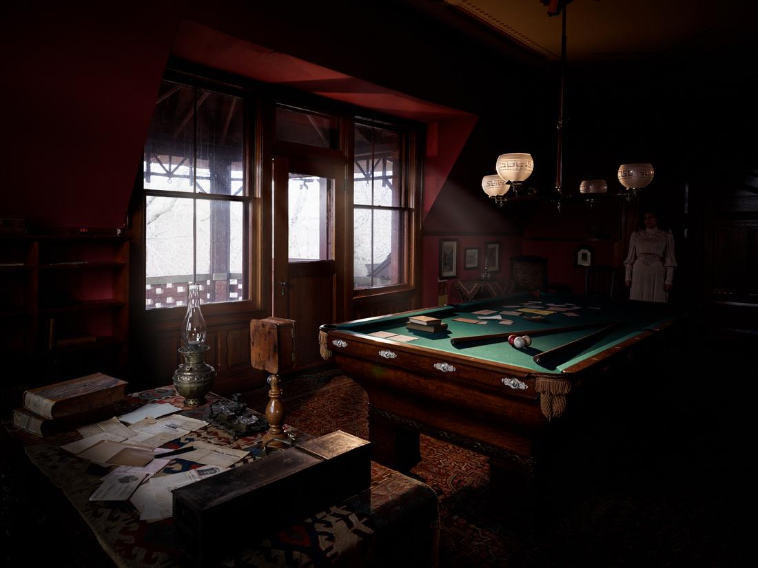 The Billard Room