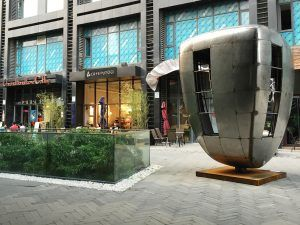Chaoyang Art district