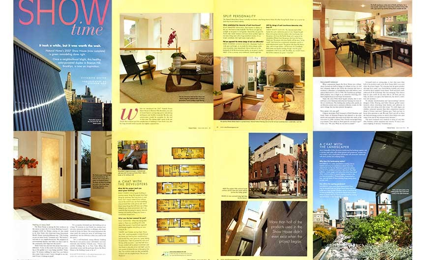 Natural Home Magazine
