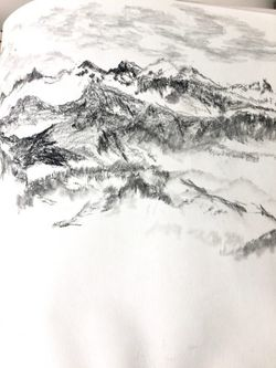 rhythmic mountains