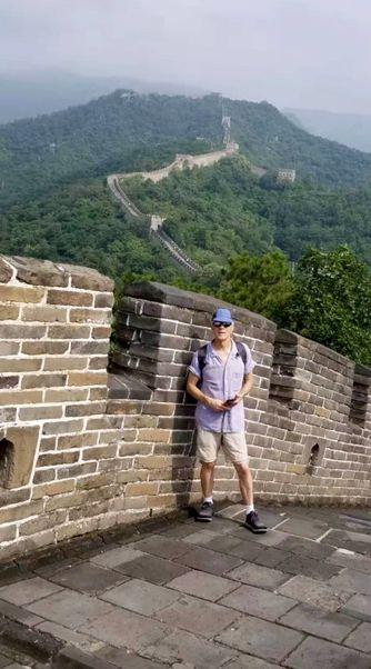 the great wall of mutianyu