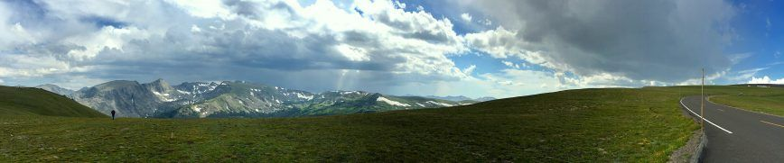 gorge range, rocky mtn. nat. park 12,183