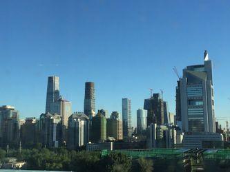 Apartment View, Beijing