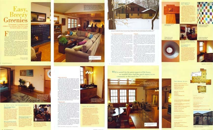 Natural Home Magazine