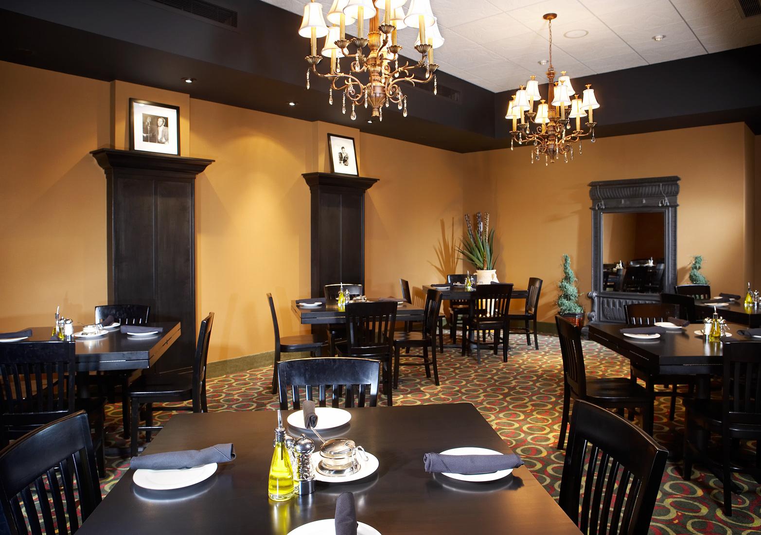 Restaurant in Holiday Inn Express