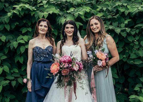 Melissa, Mother & Sister