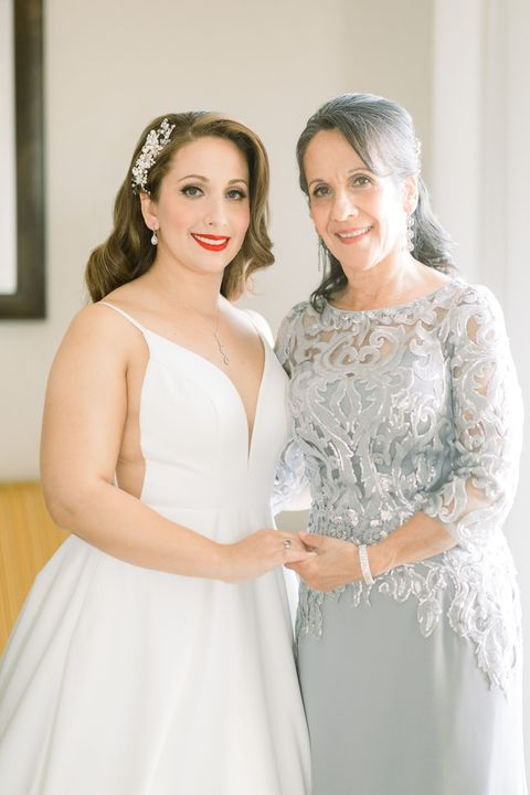 Danielle & Mother of the Bride