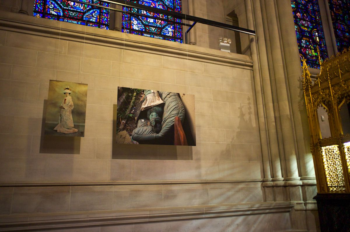 The Cathedral Of Saint John The Divine, New York City