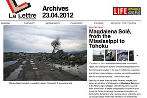 La Lettre 23.04.2012