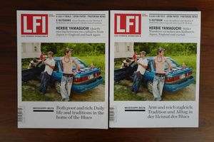 LFI International  Issue 8 2012