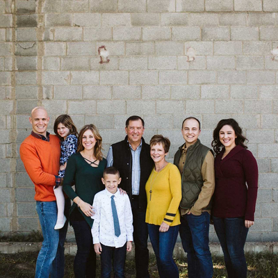 The Marion Family