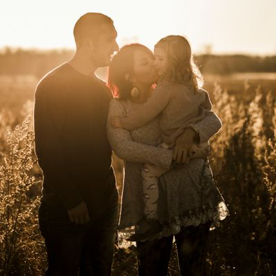 A Fall Family Session
