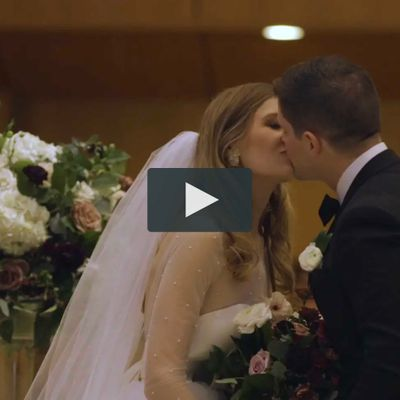 Winter Wedding Video in Fargo