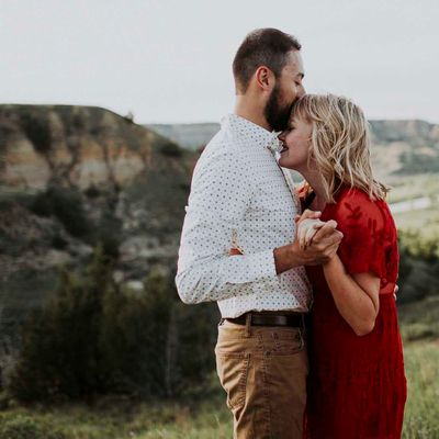 Medora Engagement Session