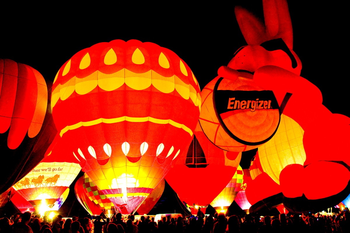 ForestPark Balloon Glow
