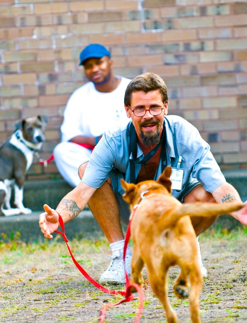Pups for Parole