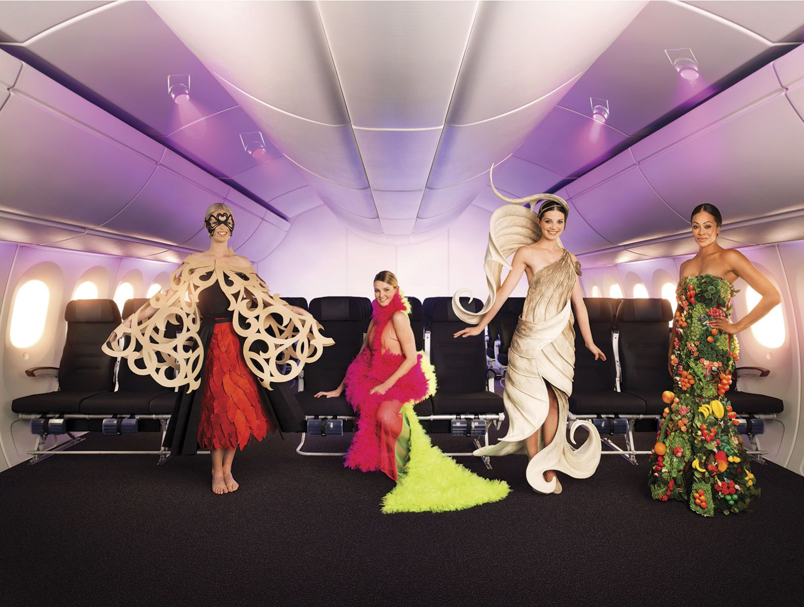 AIR NEW ZEALAND - WOW