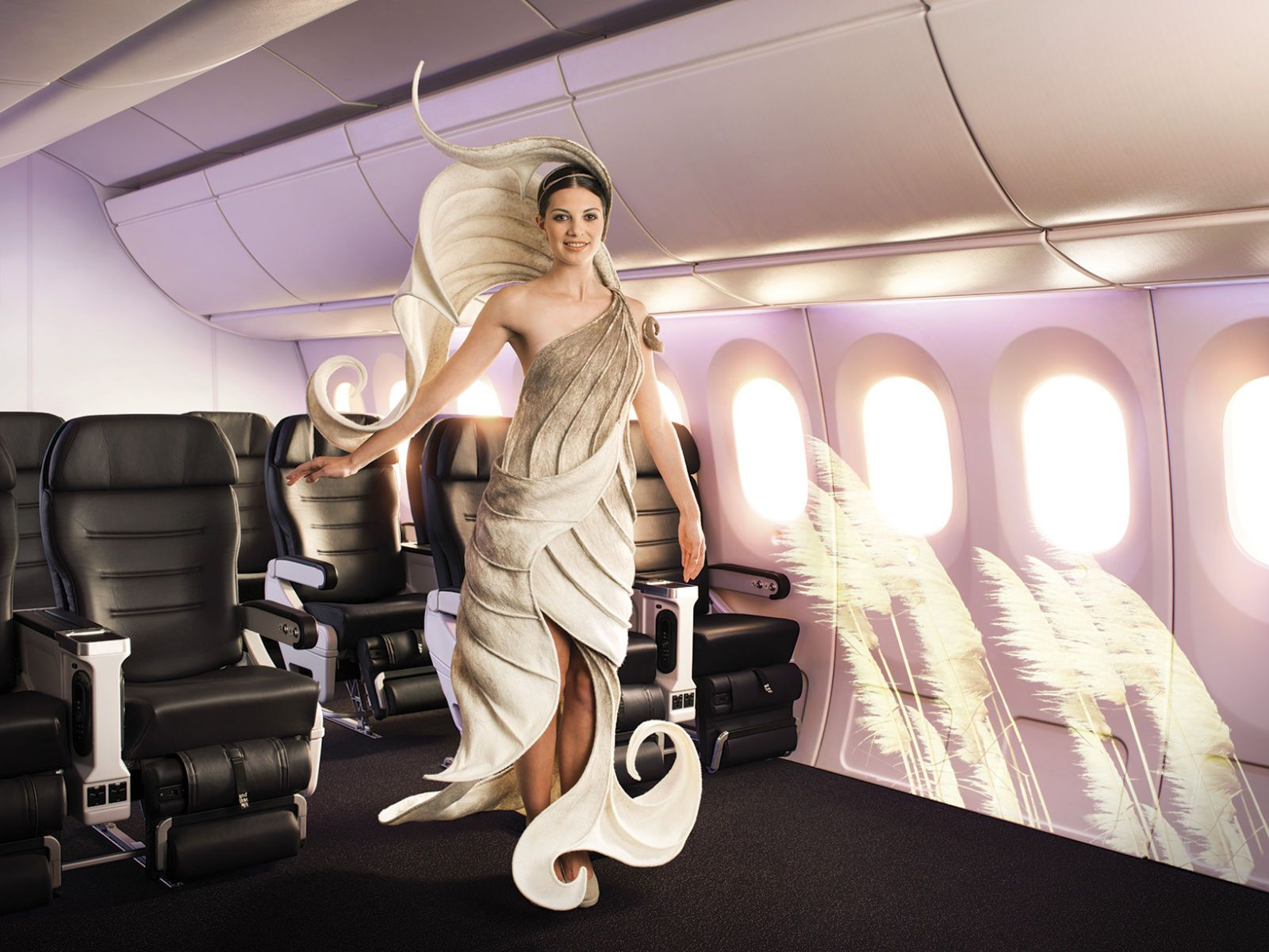 AIR NEW ZEALAND / WOW