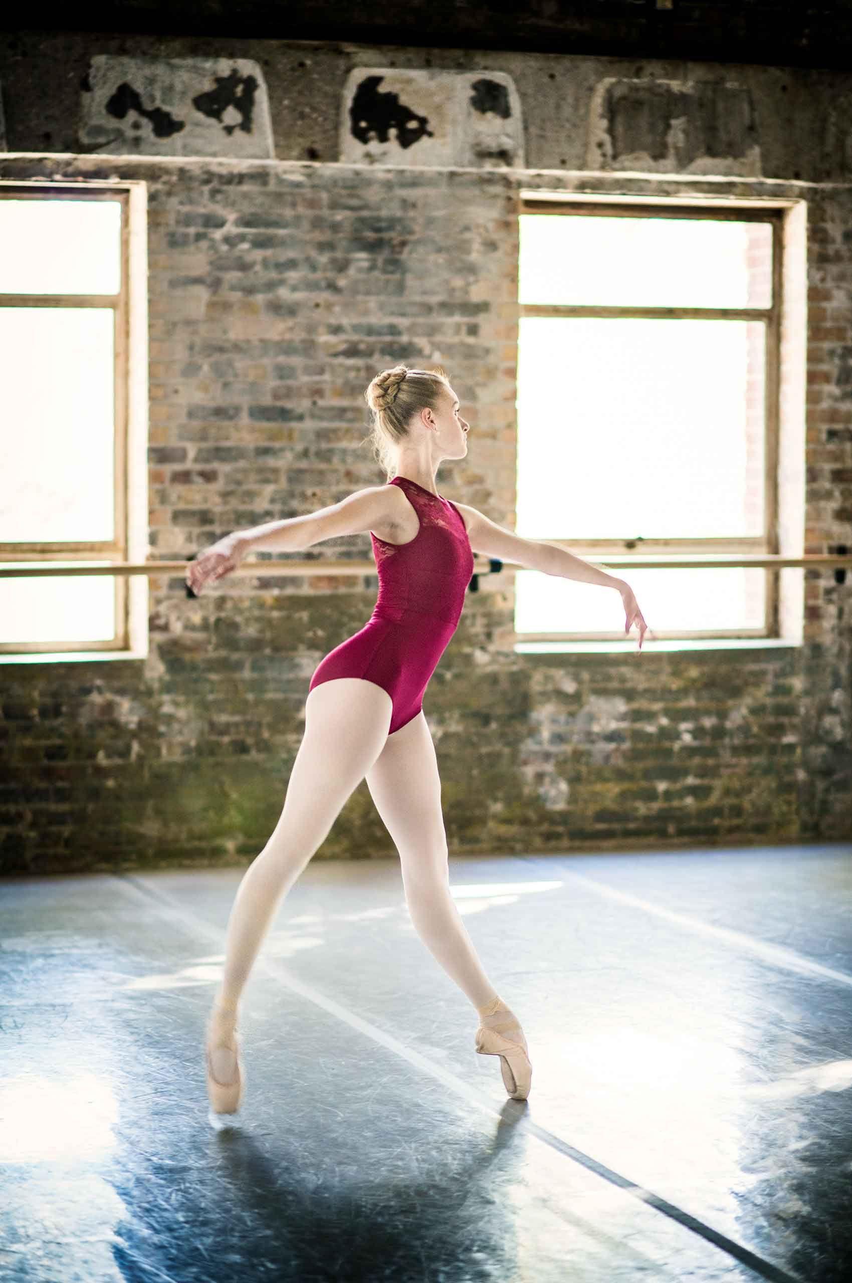 Ballerina, Salt Lake City     $450