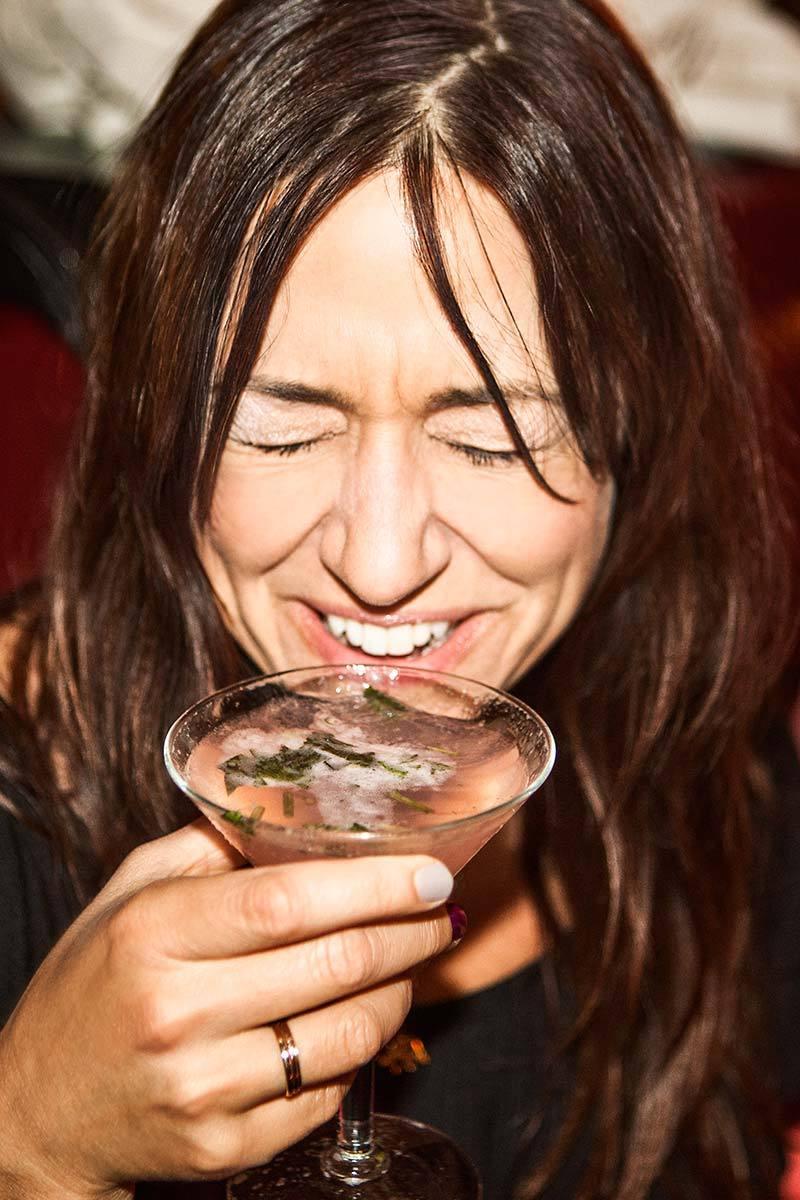 Martini time.