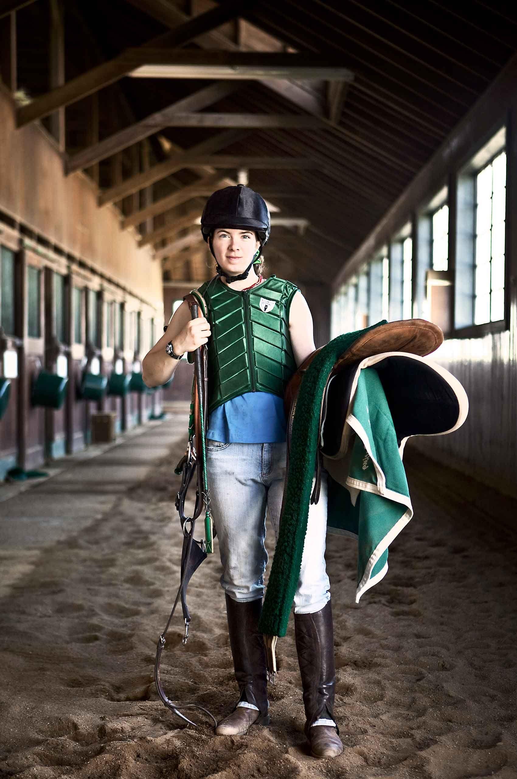 Equestrian, Kentucky     $400