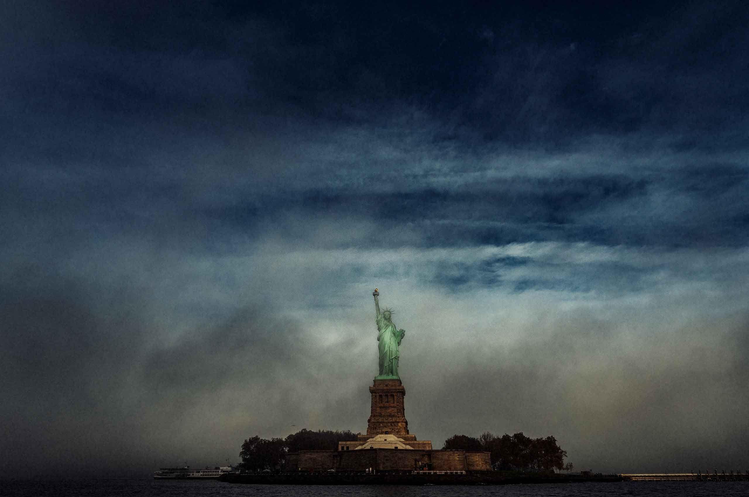 Liberty Island     $2,500