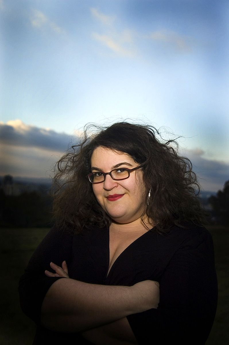 Naomi Alderman, Author, London