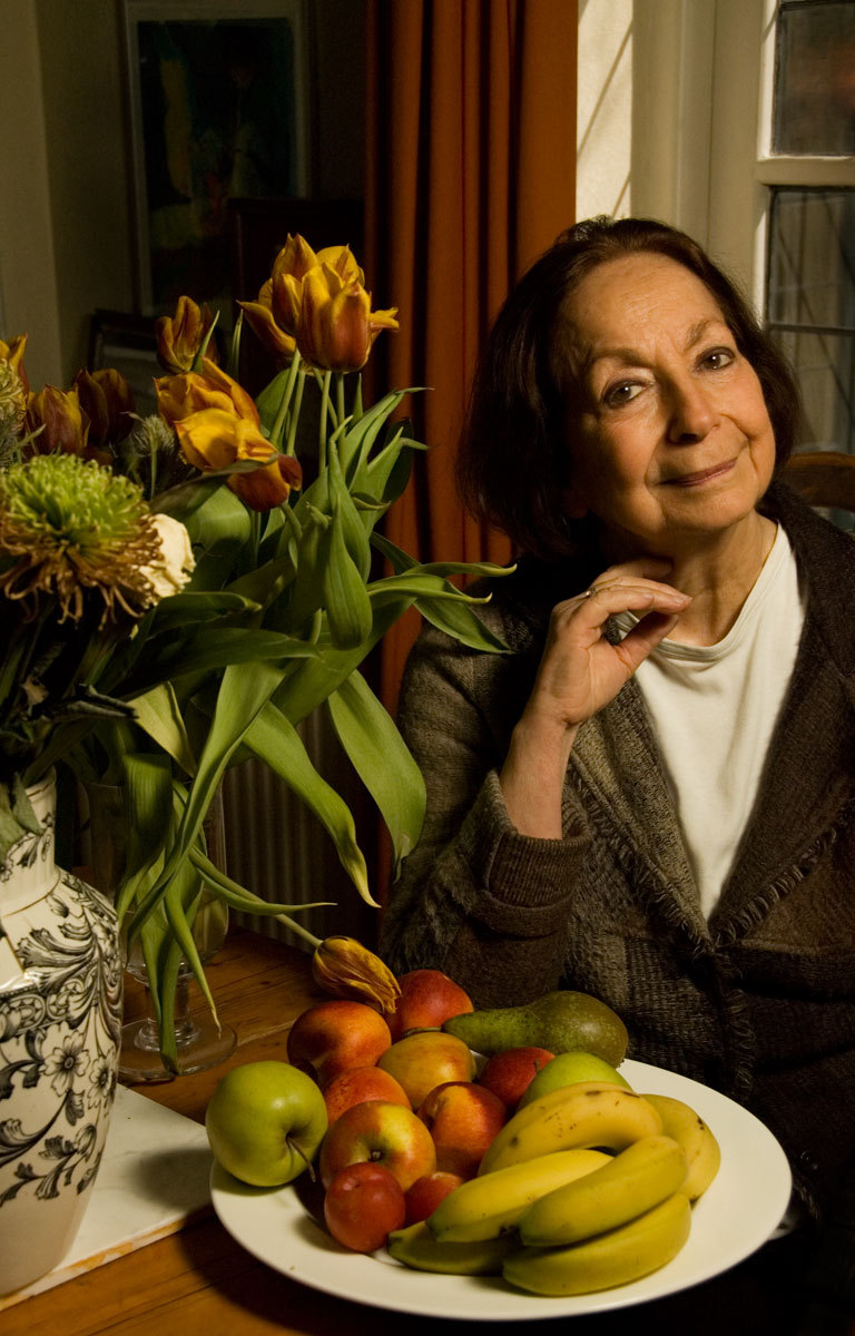 Claudia Roden, Author, London