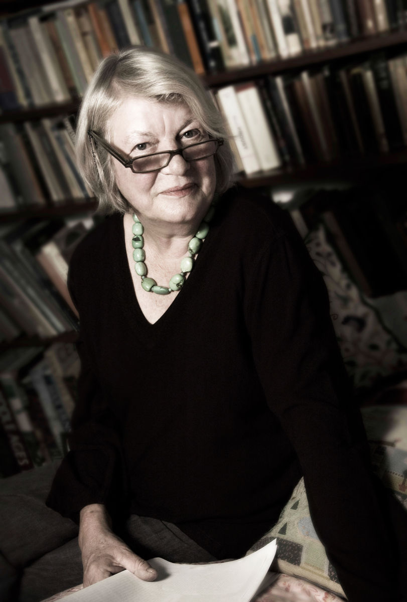 Lynn Barber, Author, London